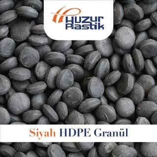 Black HDPE Granule