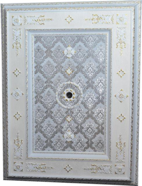 Artistic Ceiling white gold 120x160