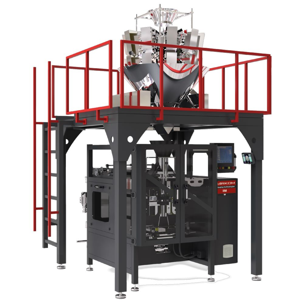 IM-W Multiple Electronic Weighing Packaging Machine