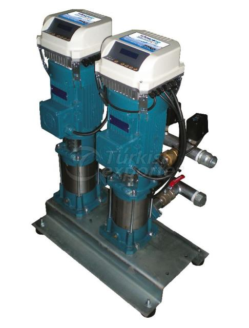 Frequency Controlled Pump