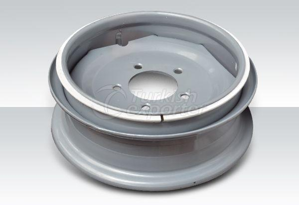 Wheels With Circlip