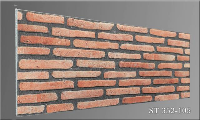 Wall Panel Strotex Brick 352-105