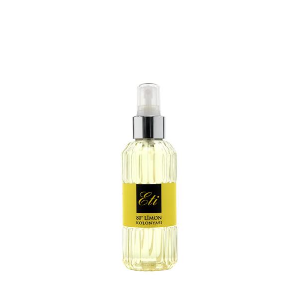 Lemon Cologne 150 ml Pet Bottle - Sprayed