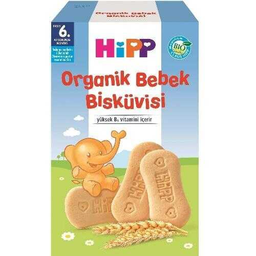 Organic Baby Biscuit Hipp