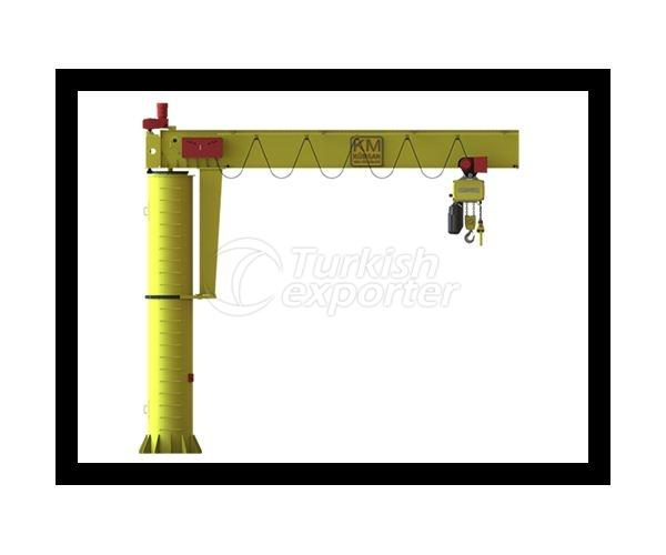 Column Type Jib Cranes