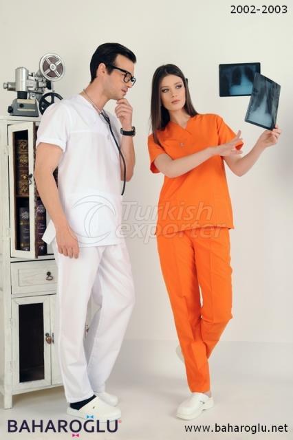 Medical Uniforms 2002-2003