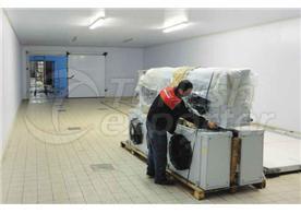 Installations de stockage industriel