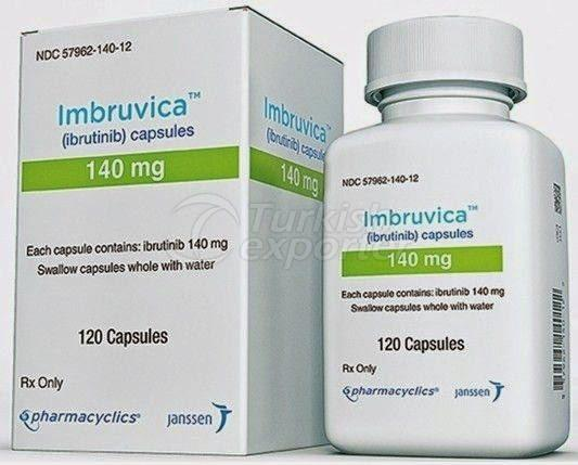 IMBRUVICA 140 MG 120 TABLETS