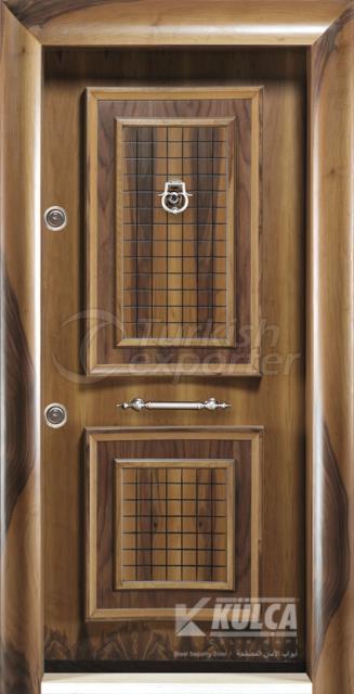 Z-9000 (Exclusive Steel Door)