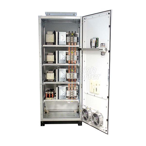 Banques de condensateurs série MST