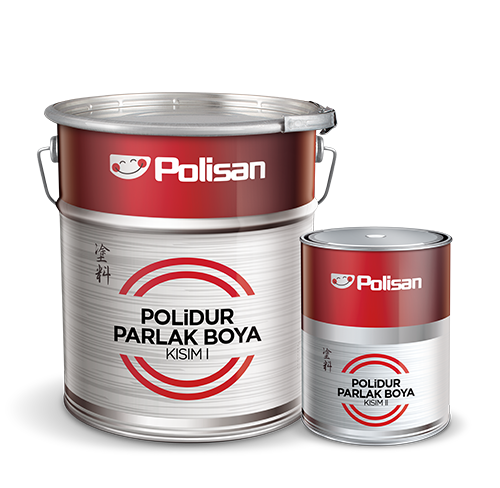 Polidur Polyurethane Glossy Paint
