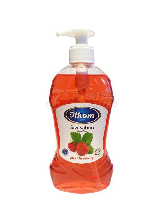 صابون سائل 400 مل فراولة عطرة