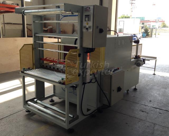 Shrink Ambalaj Makinası - Yarı Otomatik