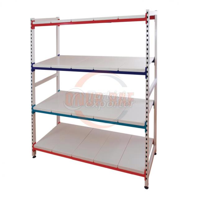Light Rack Unit Metal Table