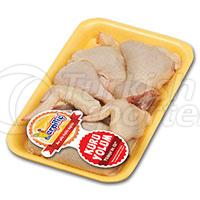 Packaged Products in Tray