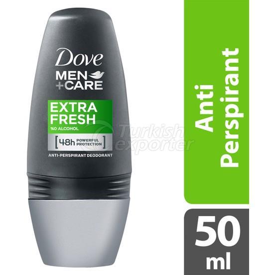 DOVE MEN ROLL-ON EXTRA FRAIS 50 ML
