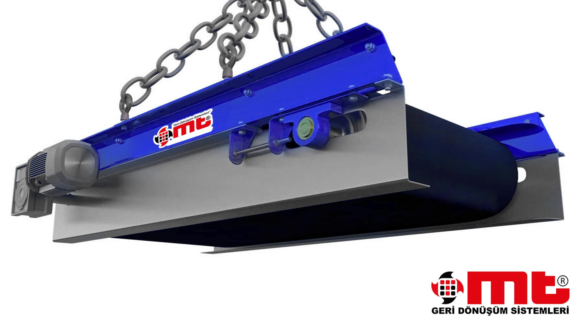 Magnetic Metal Separator