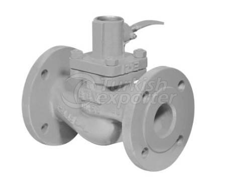 Automatic Valves with Spring 166