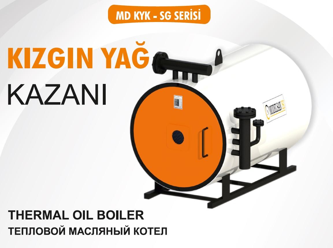 Thermal Oil Boiler MD KYK-SG Series