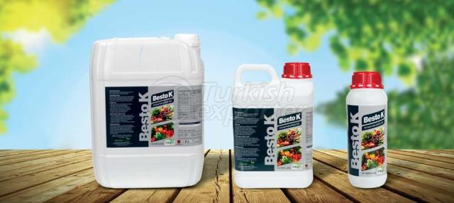 Liquid Fertilizers - BESTO – K