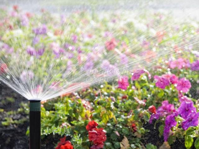 Agricultural-Landscape Irrigation System