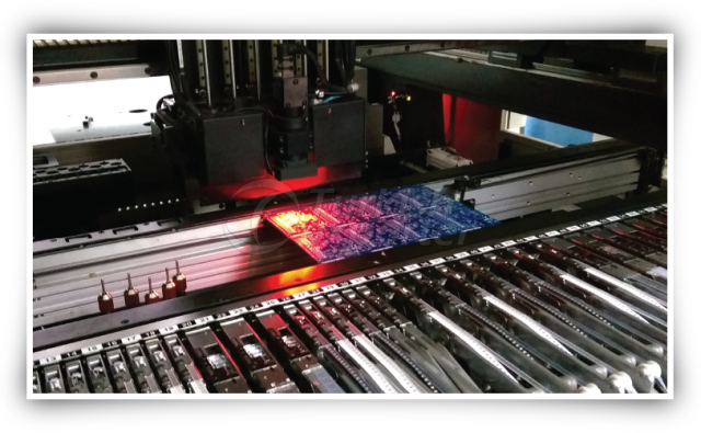 Electronic Card Production
