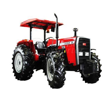 290 S 4 WD Traktör