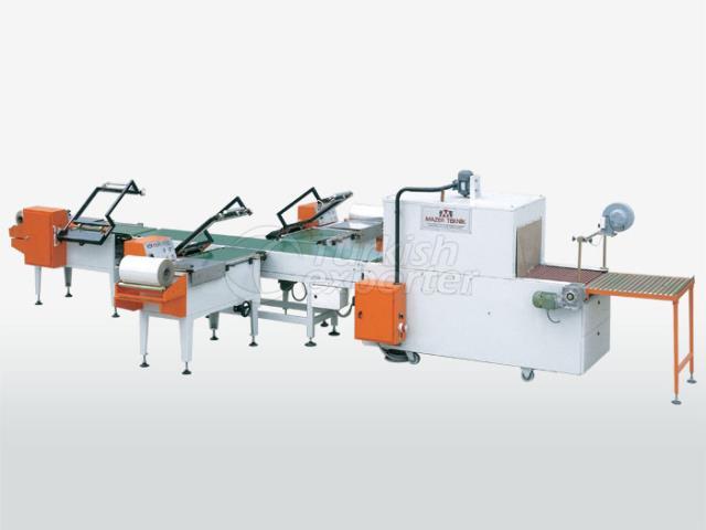 L- Yapıştırmalı Shrink Makinaları
