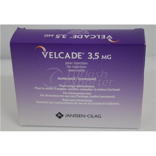 VELCADE 3.5 MG -1- VIAL