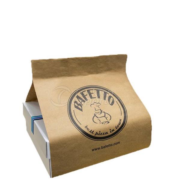 Bolsas de regalo - Bolsas de pizza