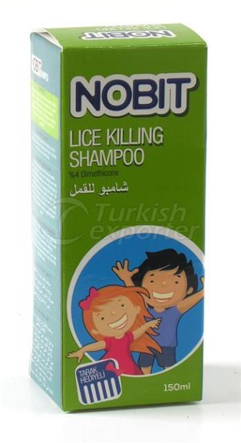 Nobit Lice Killing Shampoo 150 ml