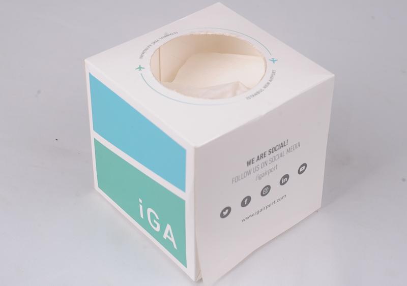 Boîte de luxe, boîte pliante, boîte en carton
