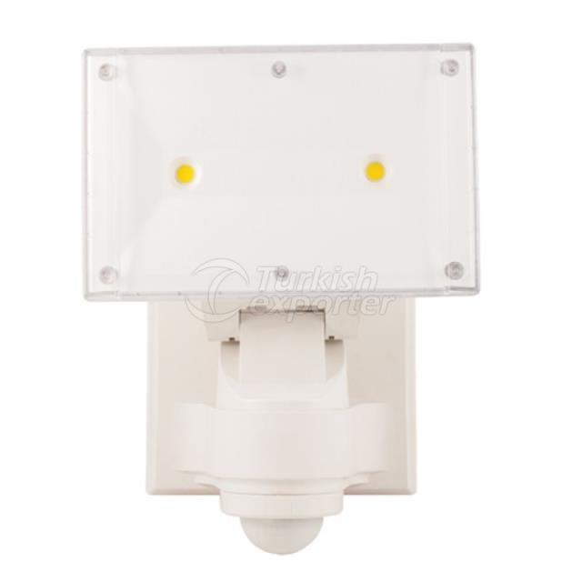PRJ01 Floodlight with 240° MS