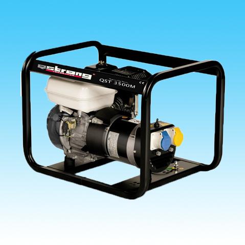 Gasoline Generator QST3500M-SINCRO