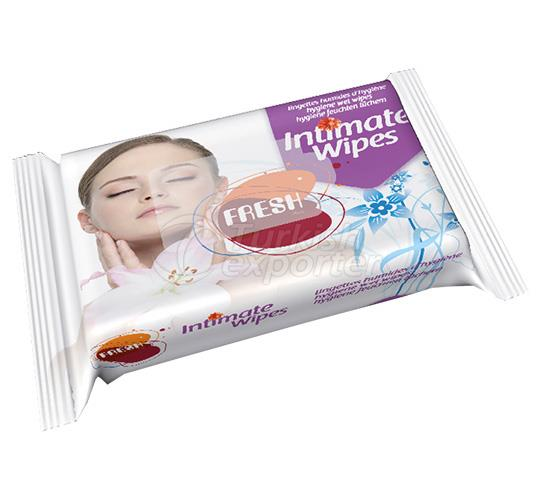 FRESH BABY INTIMATE WIPES