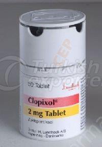 CLOPIXOL 2 MG 50 TABLETS