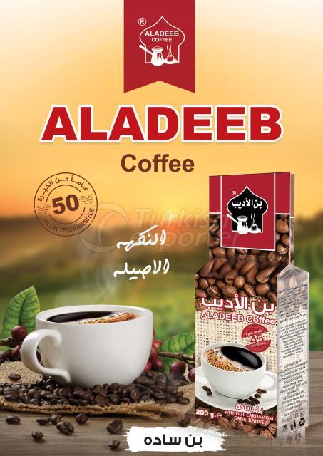 ALADEEB COFFEE WITH OUT CARDAMOM