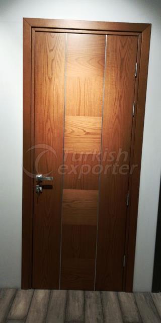 Natural Coating Door