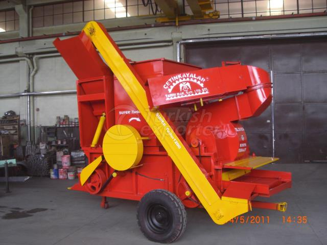 NCK-02 DM MOBILE THRESHER