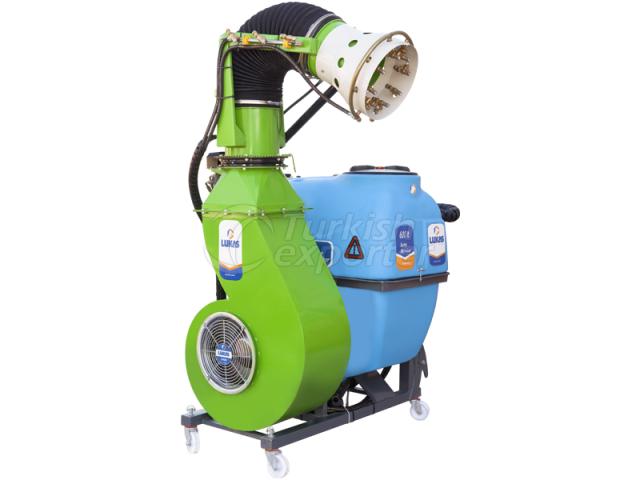 Máquina de pulverizadores LKS-AB-TH-600