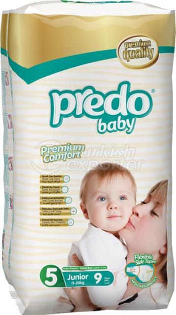 Baby Diapers Predo Standard Junior
