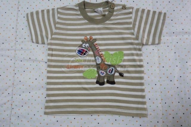 Produits textiles pour bébés MTX409