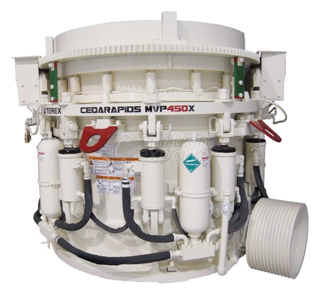 TerexCedarapids MVP450X ConeCrusher