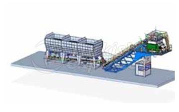 Compact Concrete Plant