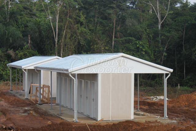 Prefabricated Buildings