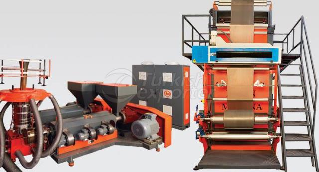 Aba Coex Film Machines ESM Ø55-65 1000