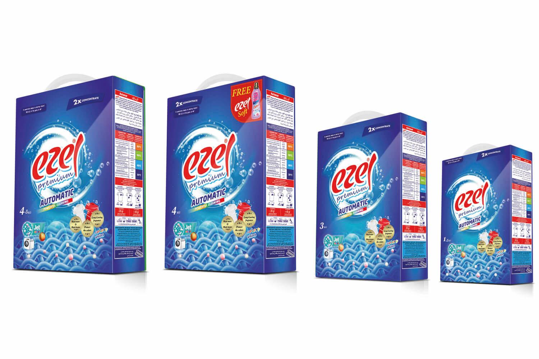 Ezel Automat Powder Detergent Box