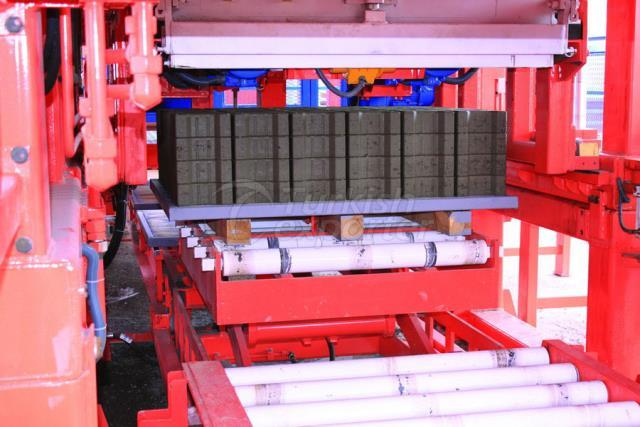 Concrete Blockmaking Machines KPM-1036