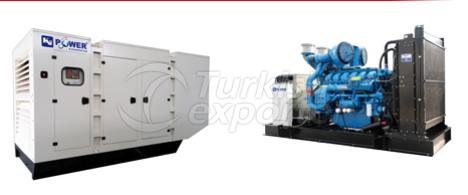 Diesel Generators -KJP200