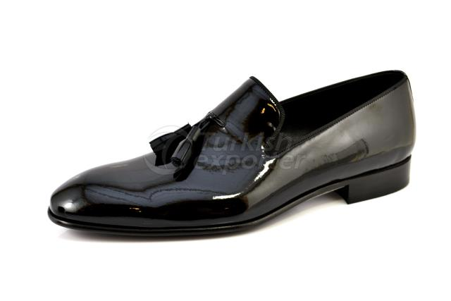 4441-DD Black Shoes